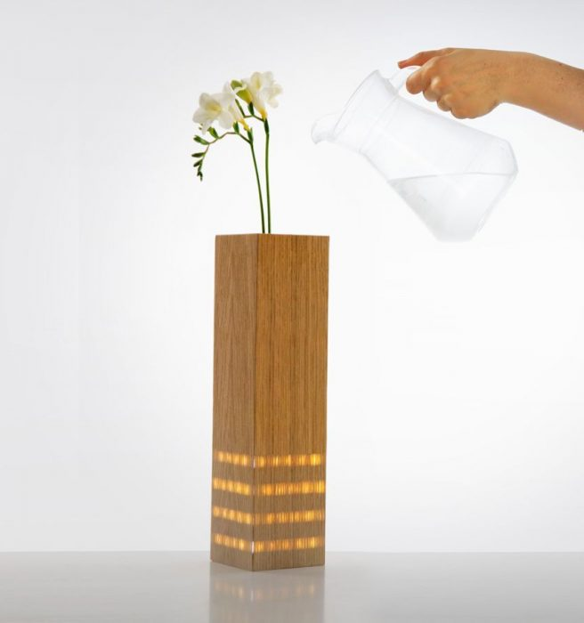 inFABric | ANDALO | Vase | Luminescente