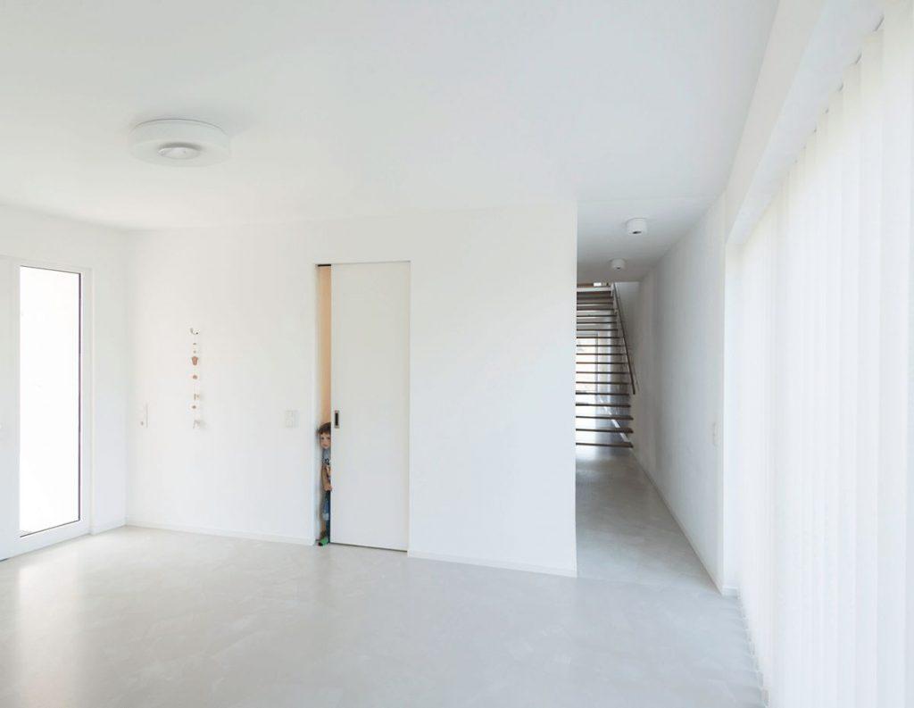 Haus-K-Eingang