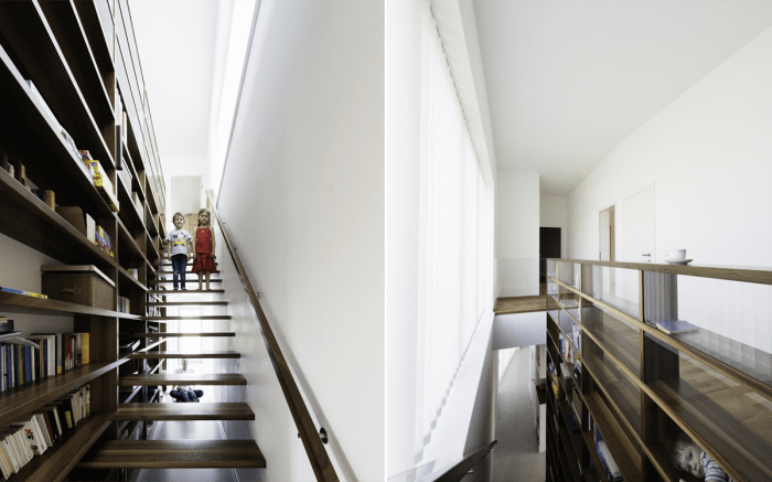 Haus-K-Treppe