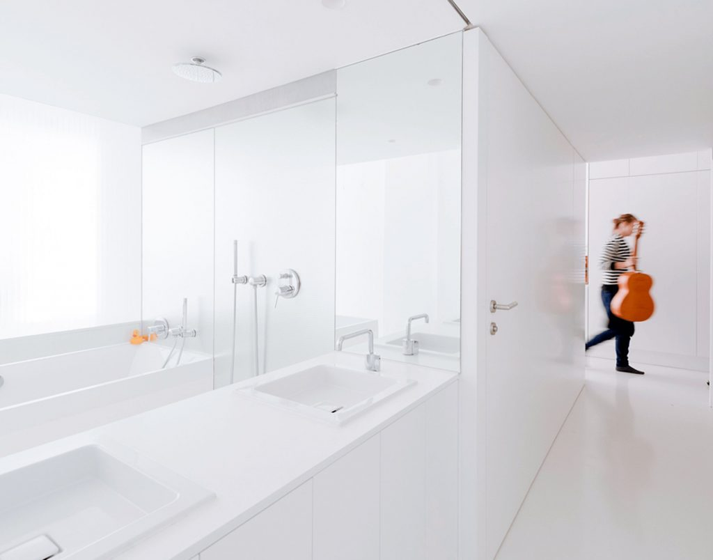 inFABrich Architects | Loft Z | Bathroom