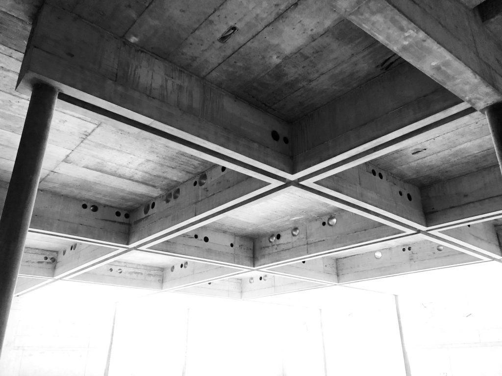 inFABric Hotel Hirschen construction concrete